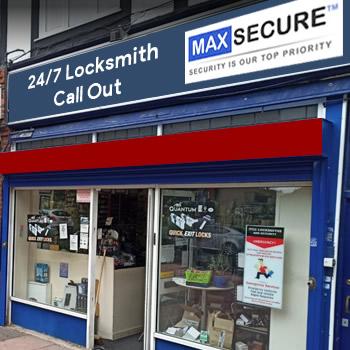 Locksmith store in Friern Barnet